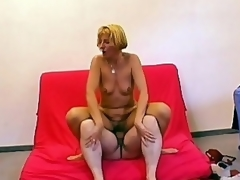 We named her Candy Apples because of her massive tasty tits and this hot older here can't live without to suck black balls. That babe can't live without to play with a man's sac previous to this babe begins gobbling up his massive hard shlong and then finally getting her hot granny pussy fucked hard.