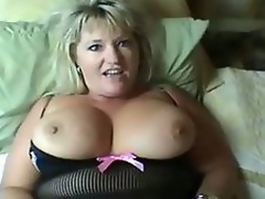Sexy Curvy Older Group-fucked
