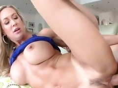 Milf Brandi Love can't live without getting her pussy pulverized